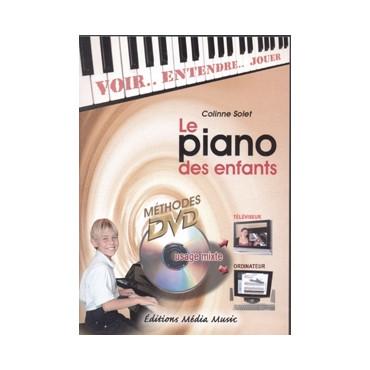 Le piano des enfants - DVD seul