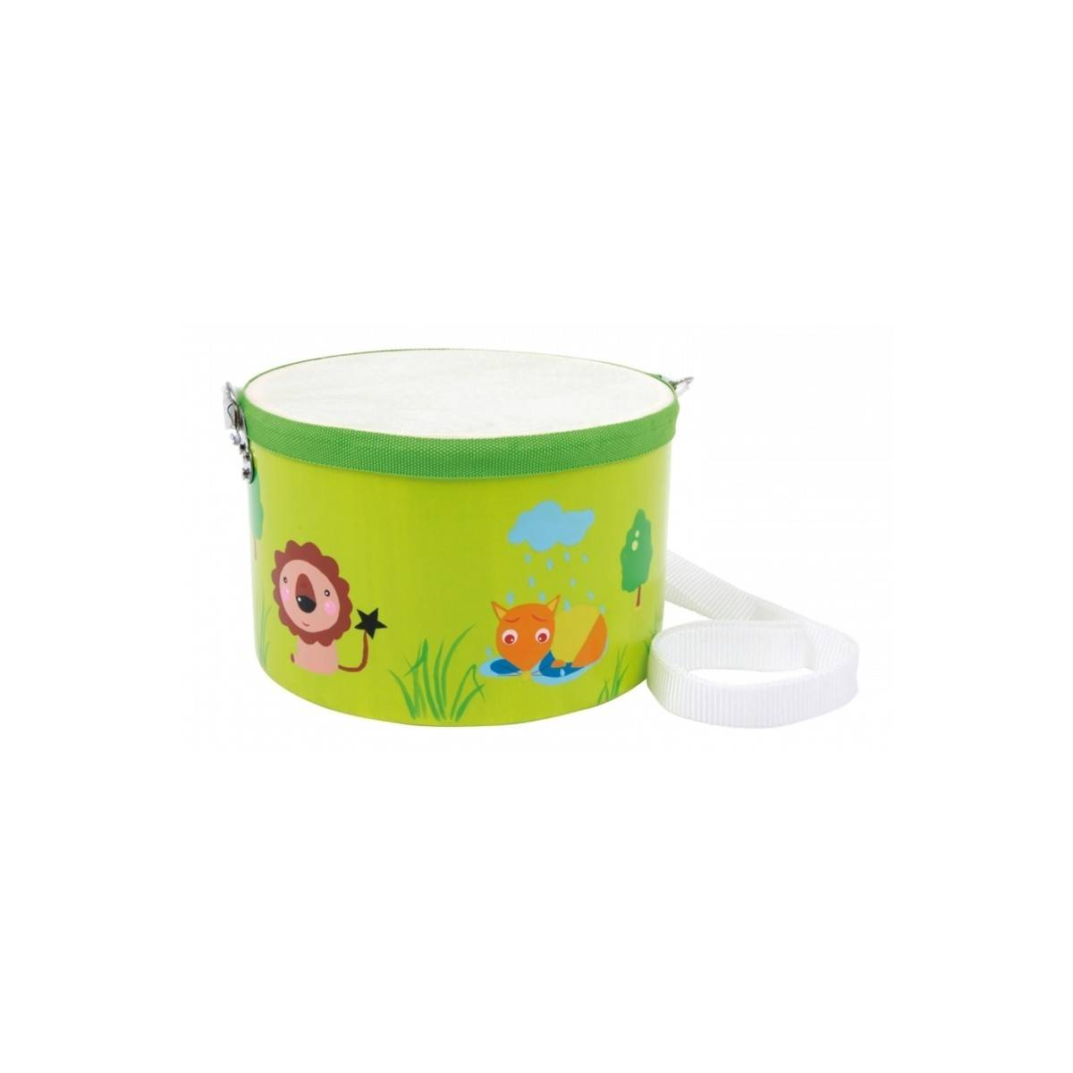 small foot design mini tambour de fanfare jouet enfant. Black Bedroom Furniture Sets. Home Design Ideas