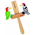 Wood Pecker Oiseaux