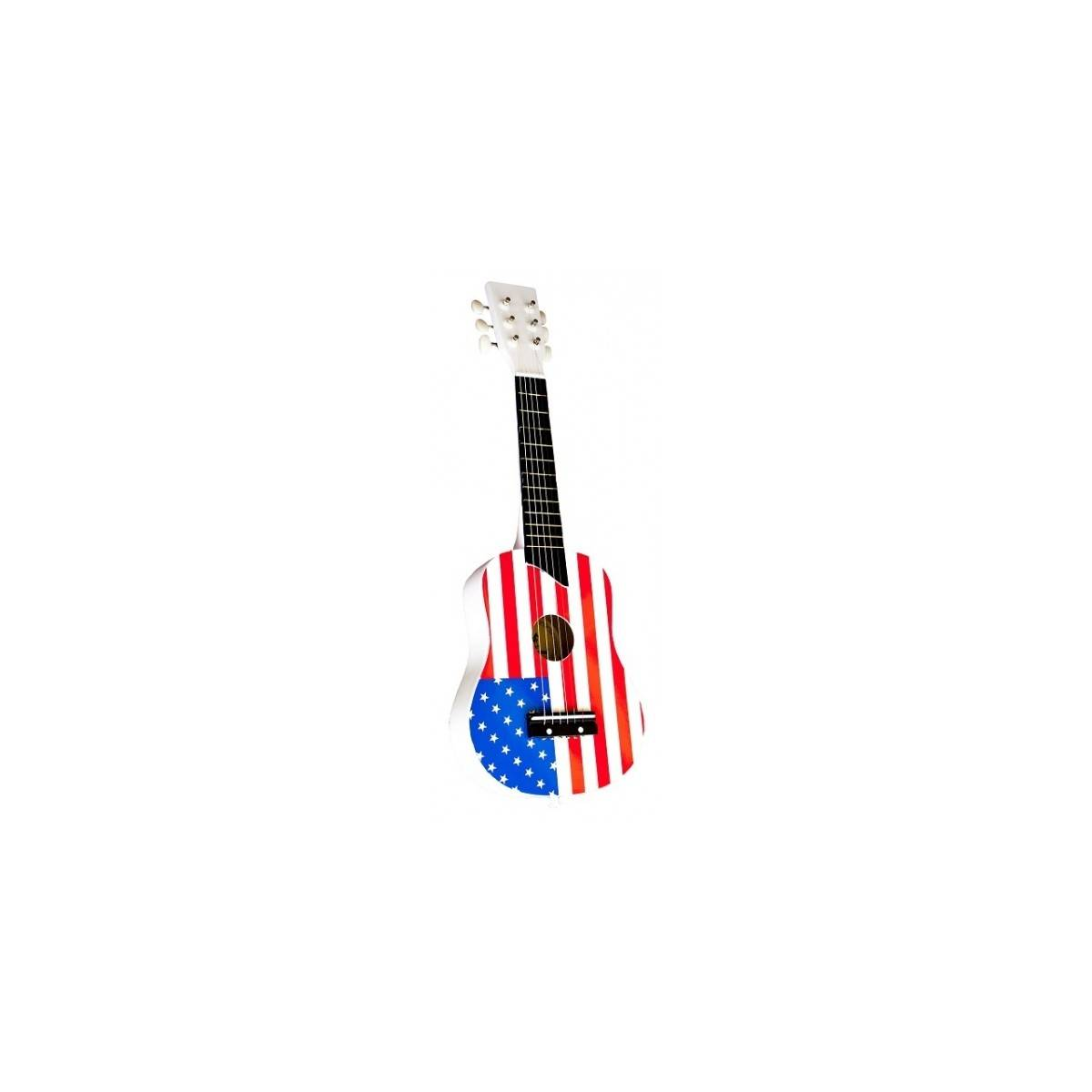 Guitare jouet Deluxe USA