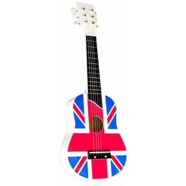 Guitare jouet Deluxe Union-Jack drapeau anglais