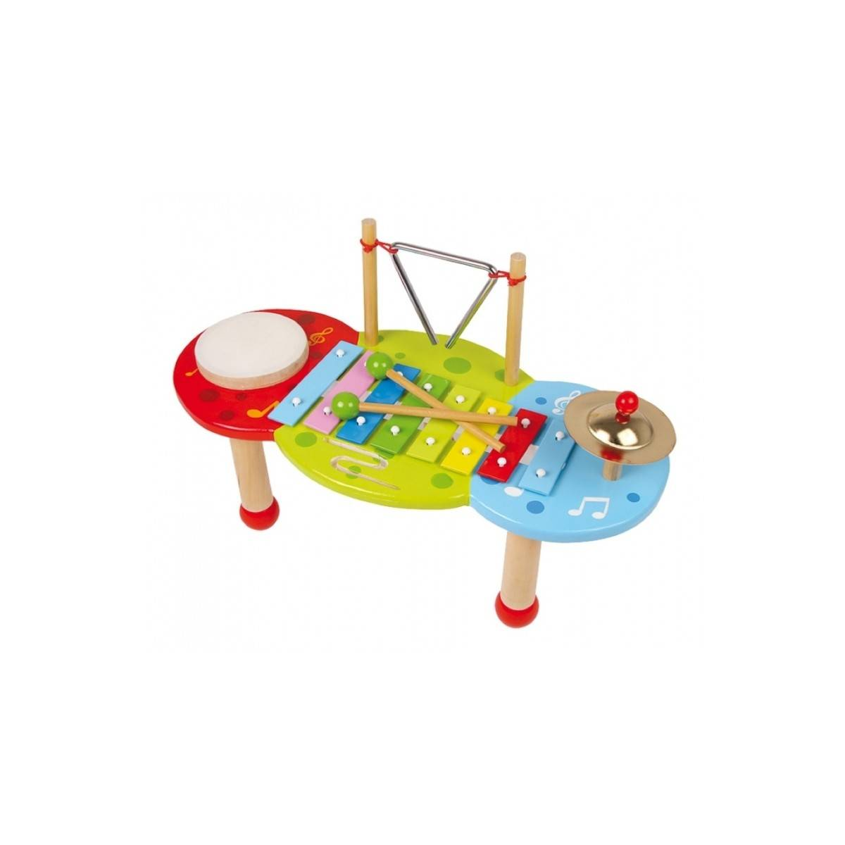Table Musicale Deluxe Enfant