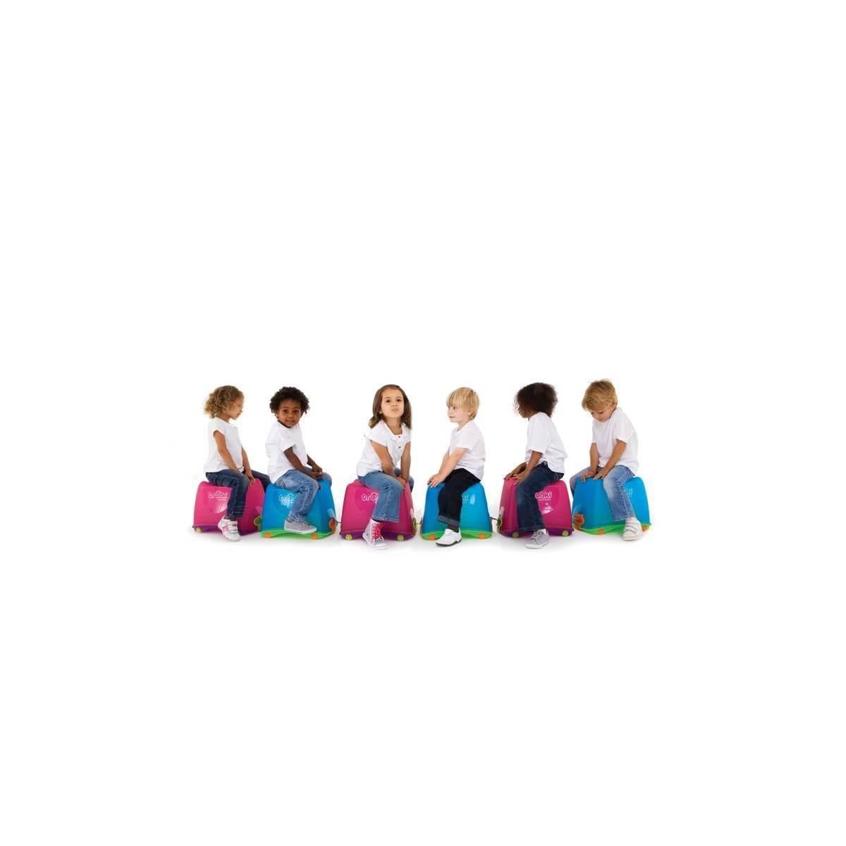 Caisse de rangement Toy Box rose