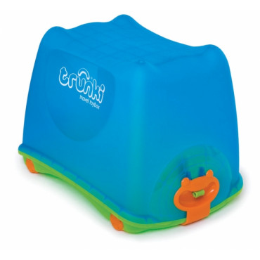 Caisse de rangement Toy Box bleu