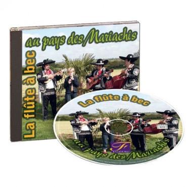 La Flûte à Bec au Pays des Mariachis