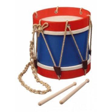 Tambour de Fanfare Traditionnel Jouet