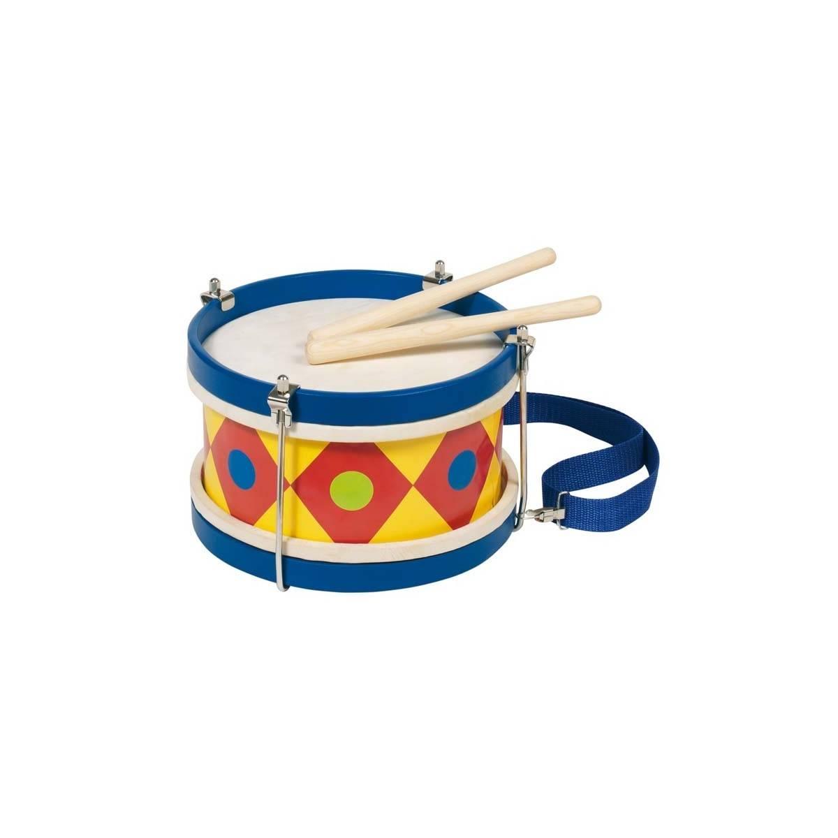 Tambour de fanfare Losange
