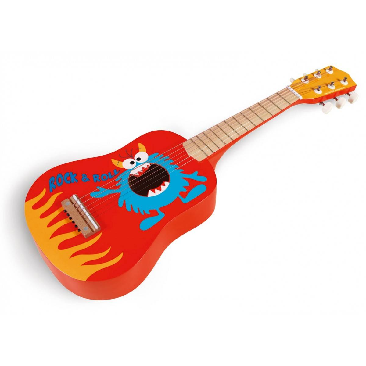 Guitare Jouet Monstre Rock'n Roll