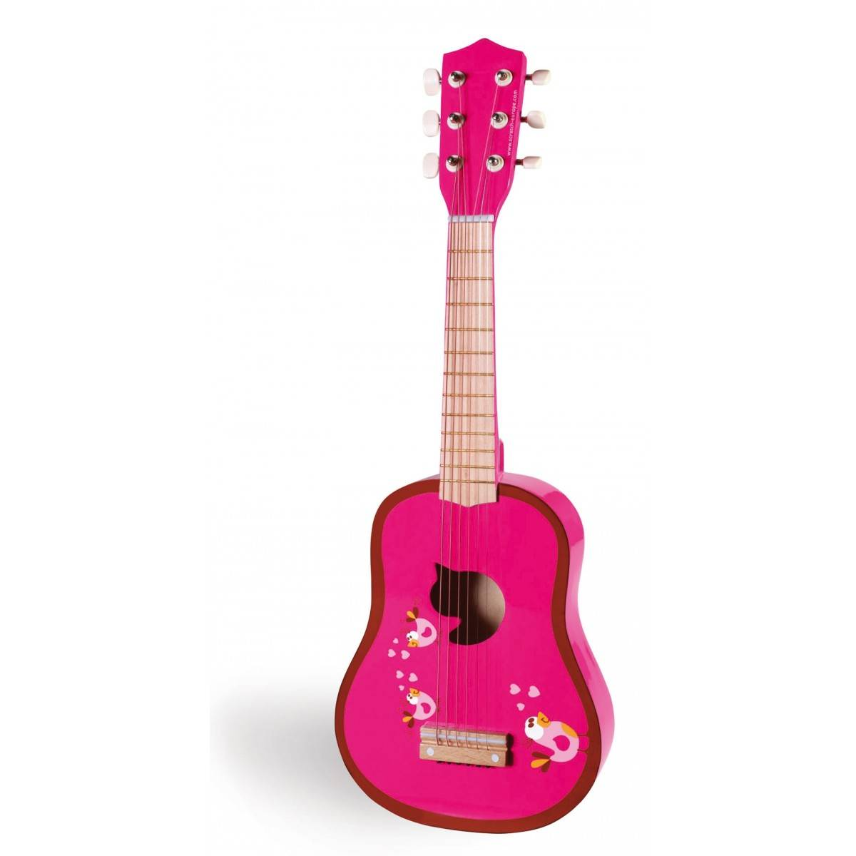 Guitare Jouet Love Birds