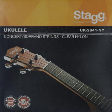 Jeu de cordes Ukulélé soprano