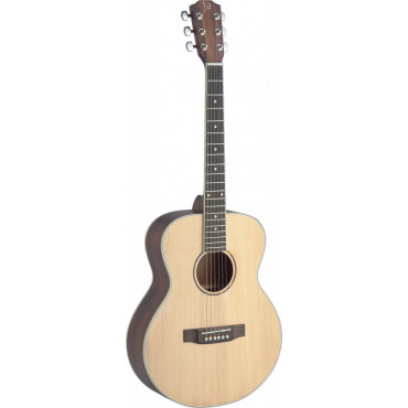 Guitare Mini-Jumbo série Asyla
