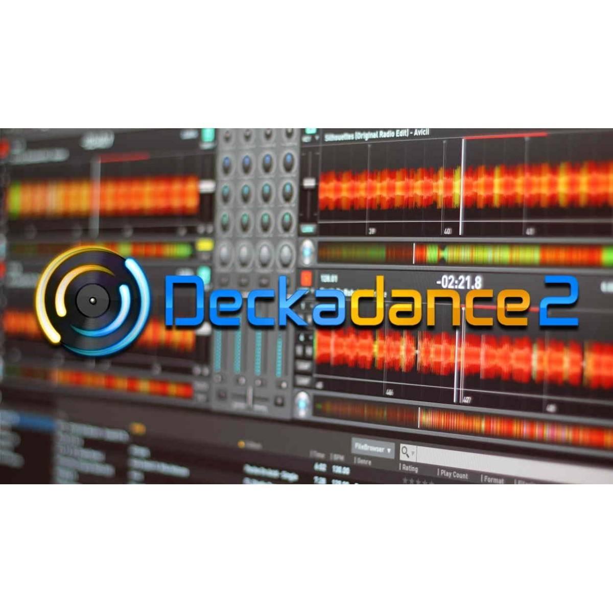 DeckaDance 2 DVS Edition