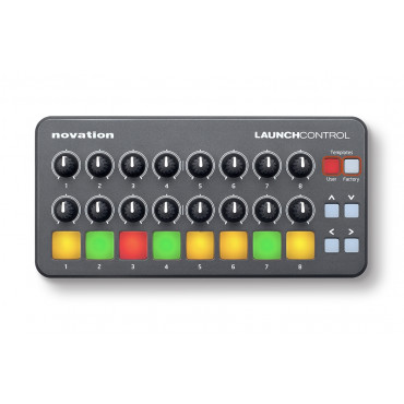 Novation Launch Control