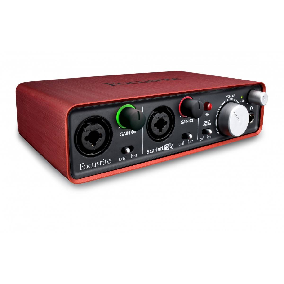 Pack MAO Focusrite Scarlett Studio
