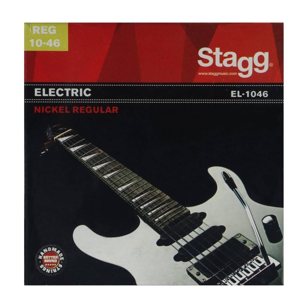 Jeu de cordes guitare électrique Regular