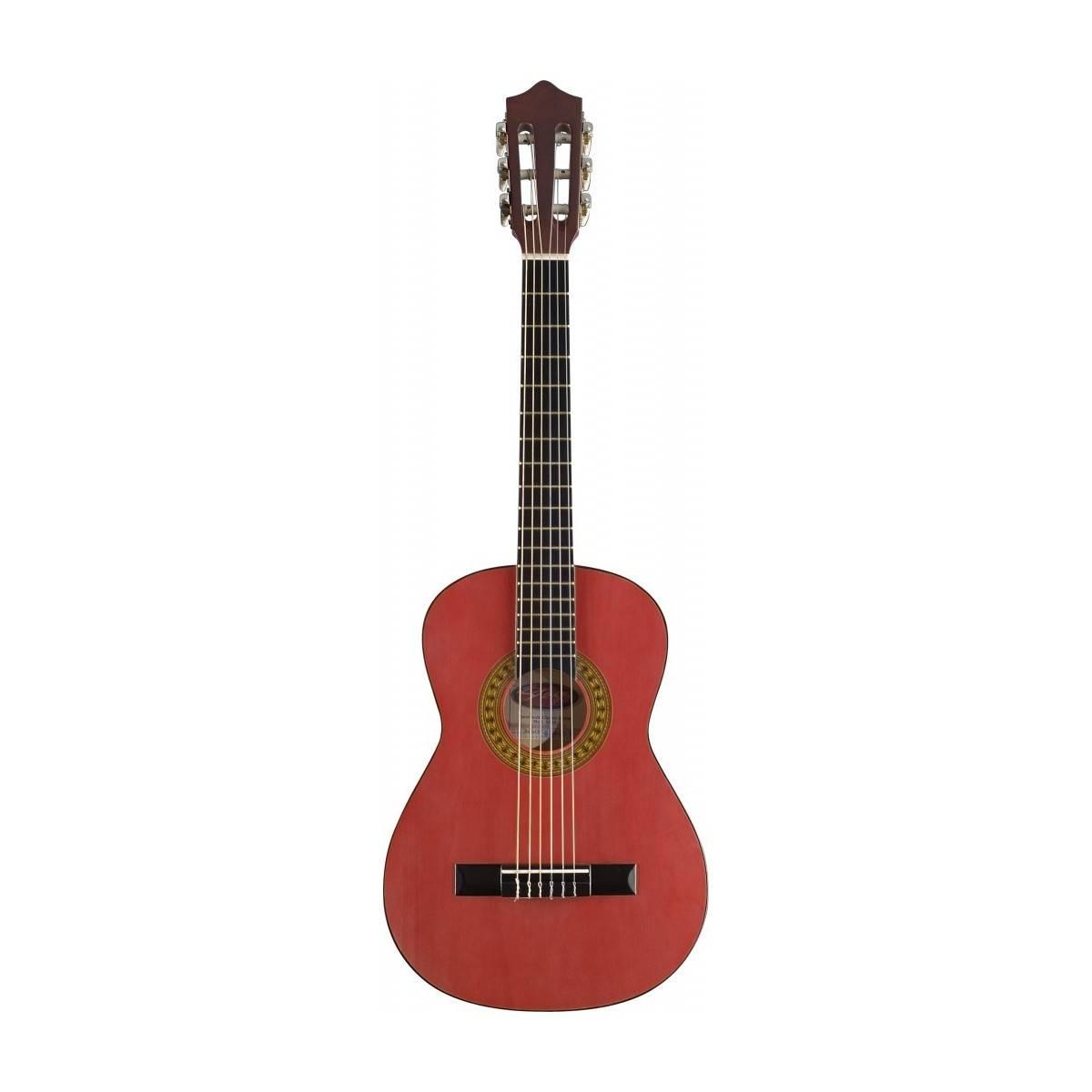 Guitare classique 3/4 Tilleul/Erable Rouge