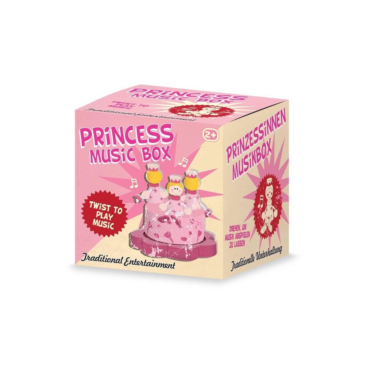Boîte à Musique Princesses