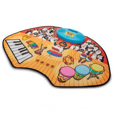 Tapis D Couverte Des Instruments Tapis D 39 Veil Musical Jouet Musical Enfant Tobar