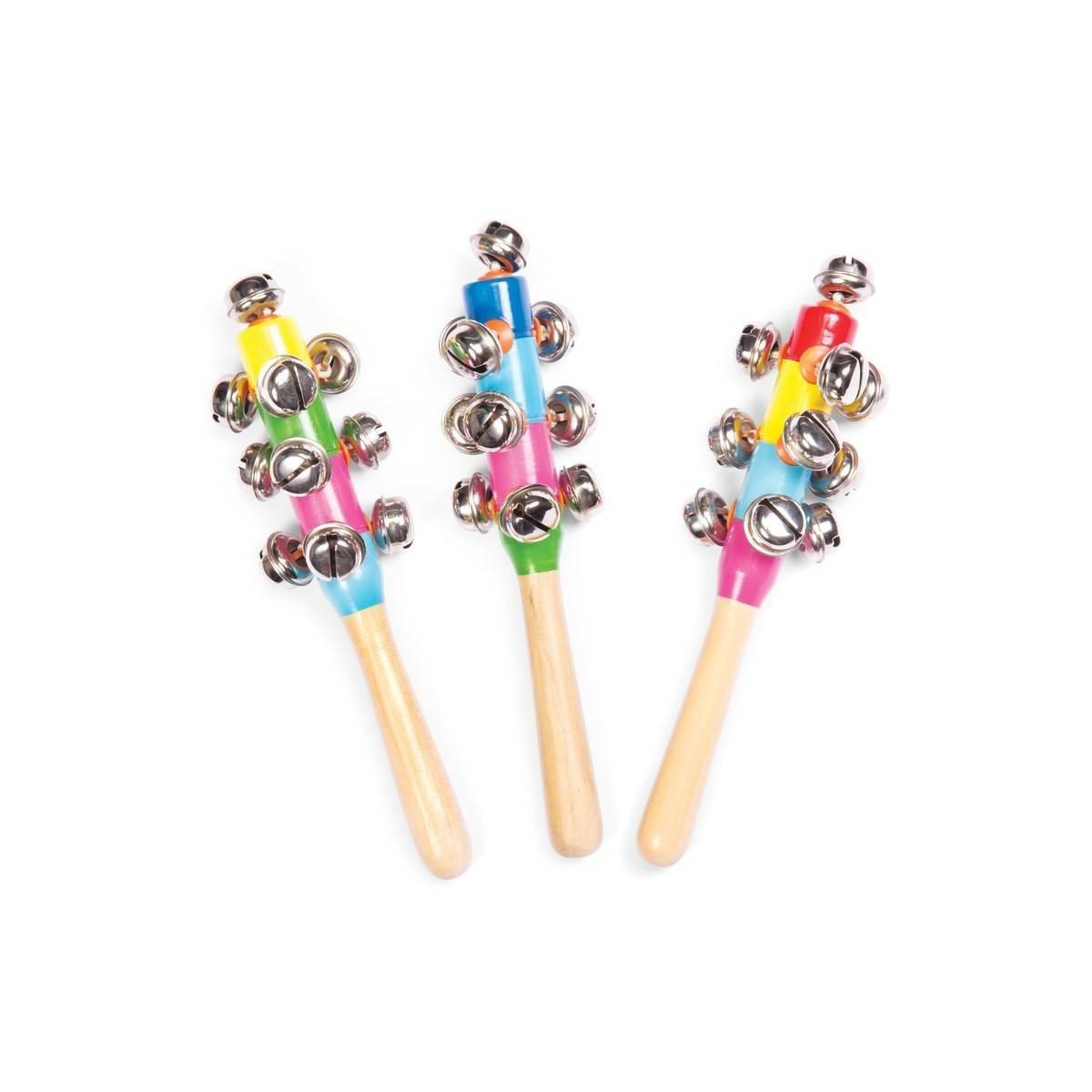 Bâton à Grelots Multicolore
