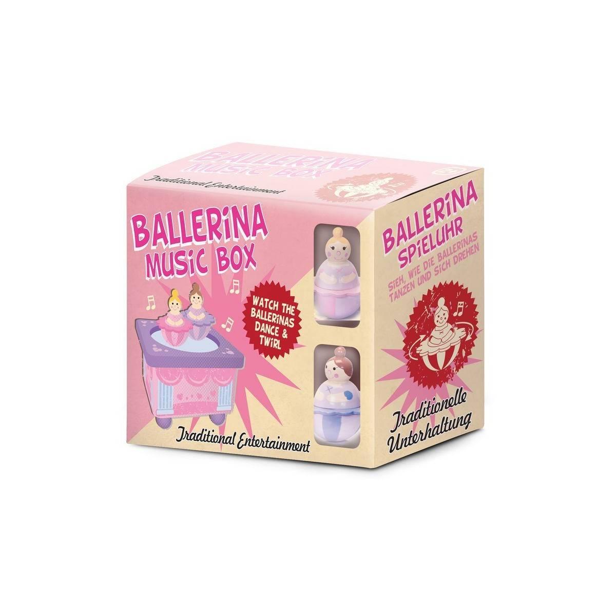 Boîte à Musique Ballerines