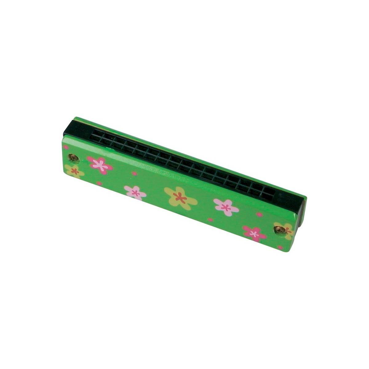 harmonica bois multicolore neuf ebay. Black Bedroom Furniture Sets. Home Design Ideas