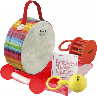 Kit éveil musical Babies Make Music