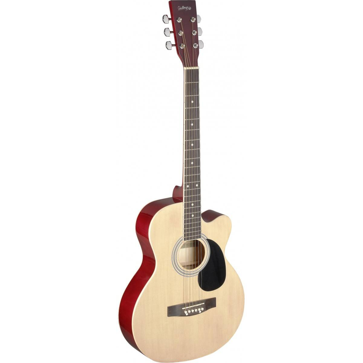 Guitare Folk Acoustique Naturel