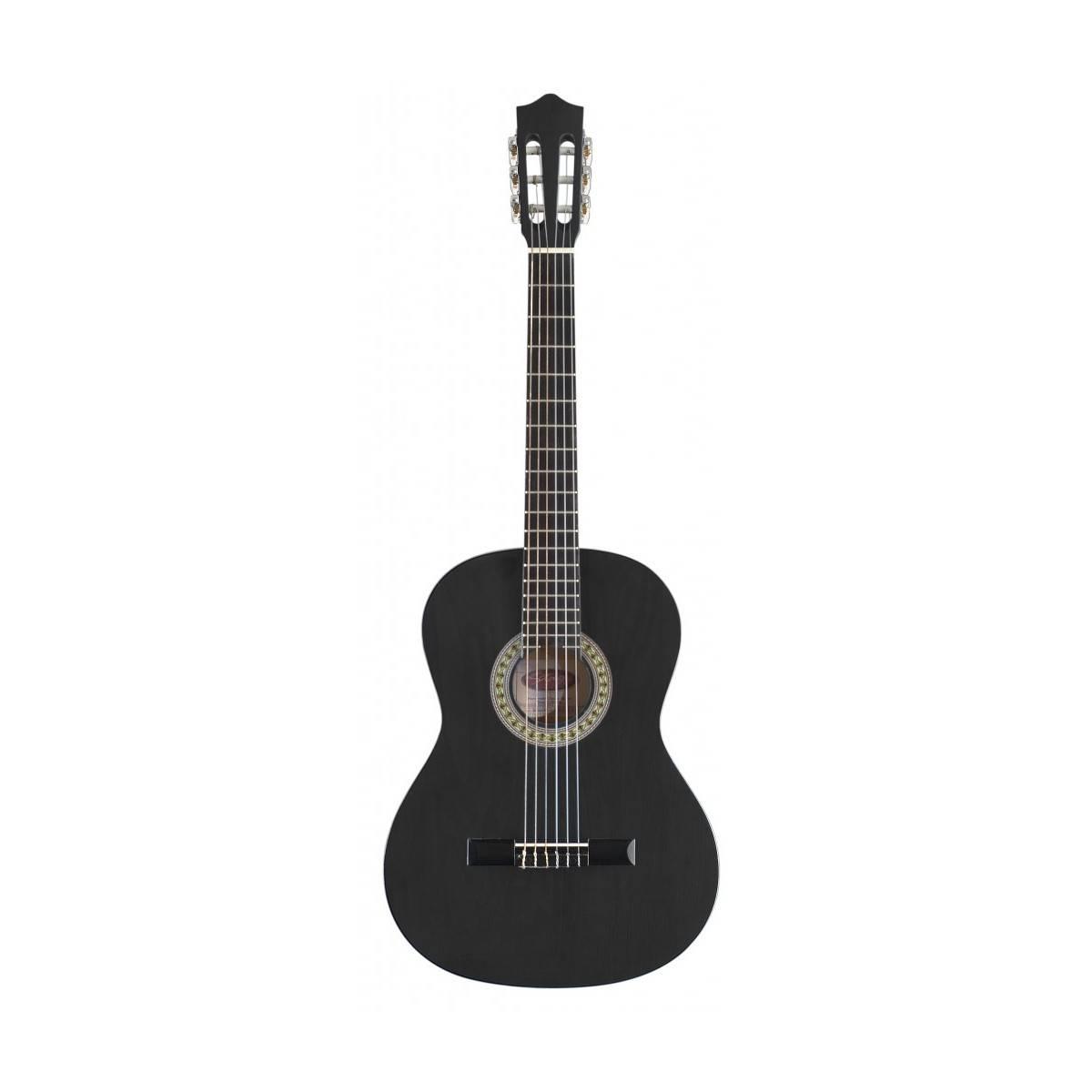 guitare classique enfant 1 4 noir pas cher noizikidz. Black Bedroom Furniture Sets. Home Design Ideas