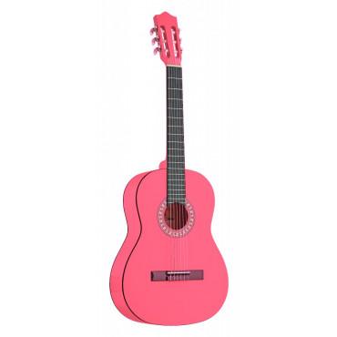 Guitare Classique 1/4 Rose