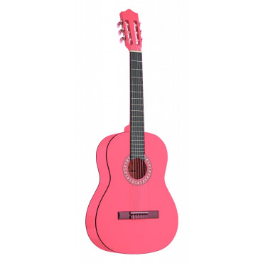 Guitare Enfant 3/4 Rose