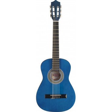 Guitare Classique 1/4 Bleu
