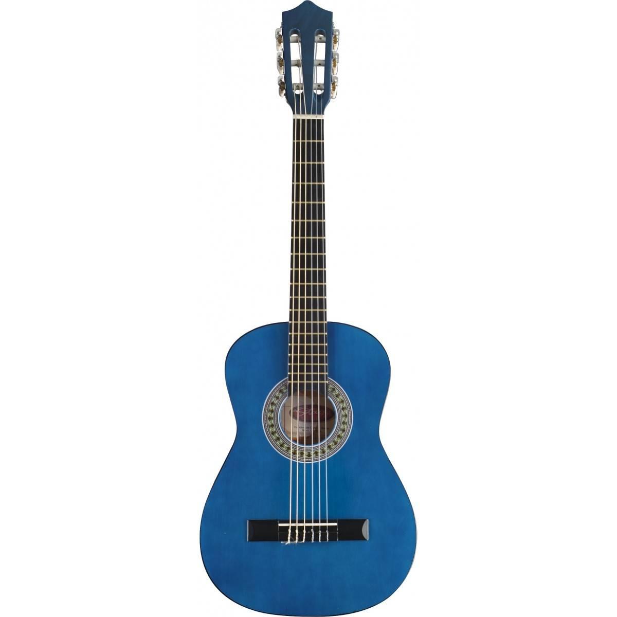 guitare classique enfant 1 4 bleu pas cher noizikidz. Black Bedroom Furniture Sets. Home Design Ideas