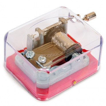 Boite à Musique Miniature