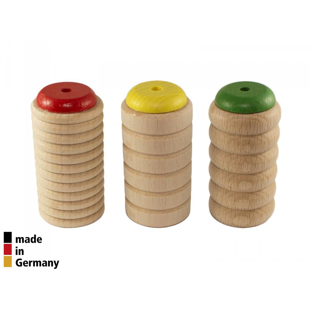 Set de 3 Scrapy Shakers - 1+