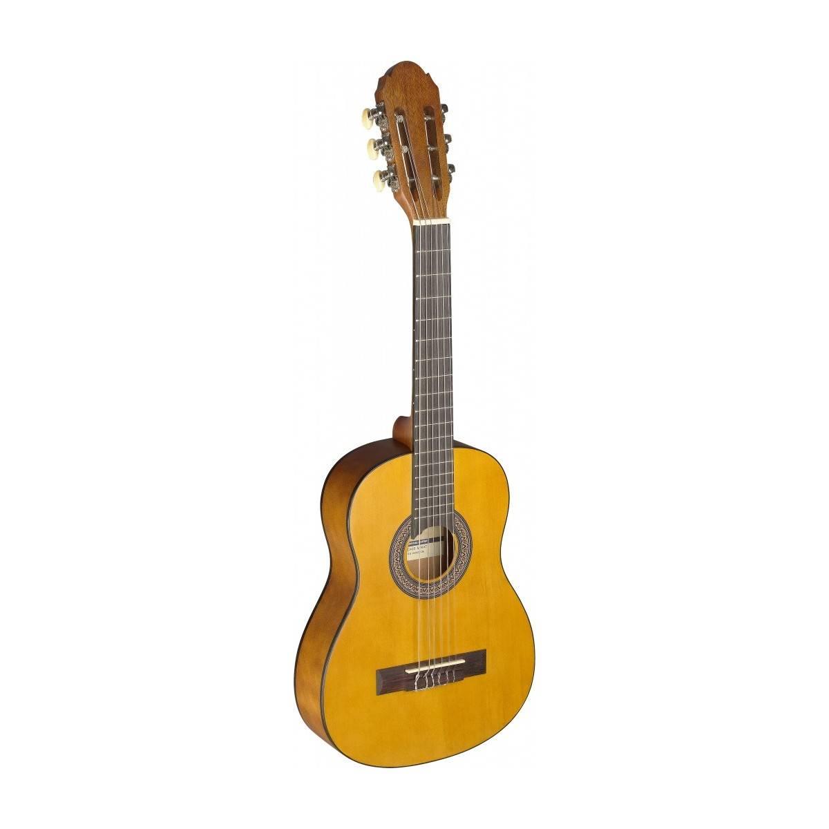 guitare enfant 1 4 classique tilleul neuf ebay. Black Bedroom Furniture Sets. Home Design Ideas