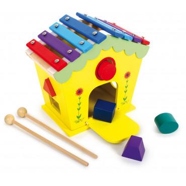 """Xylophone Maison jeux et sons """"Dodoo"""""""