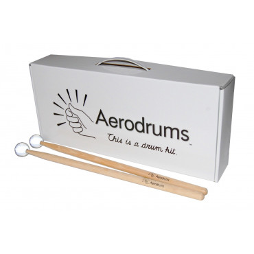 Aerodrums Batterie électronique virtuelle