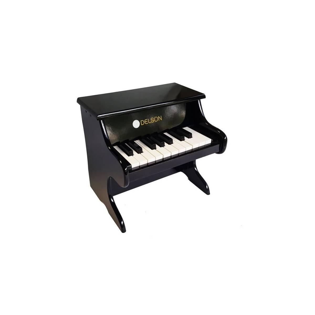 Piano enfant noir Delson