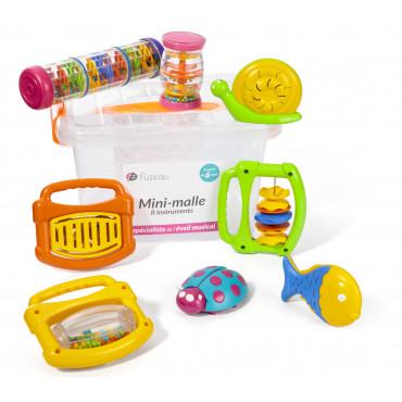 Mini-malle 8 instruments
