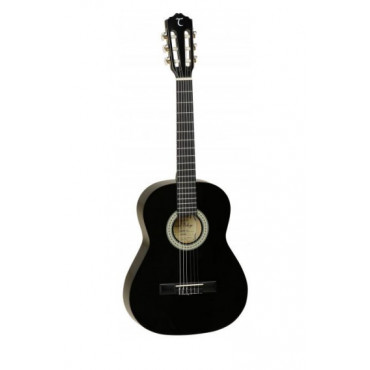 Guitare classique 3/4 Discovery Noire Tanglewood DBT34BK