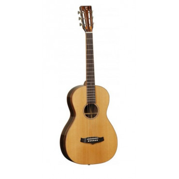 Guitare électro-acoustique Java Parlour Tanglewood TWJPE