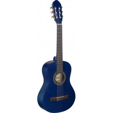 Guitare enfant 1/2 classique Bleu