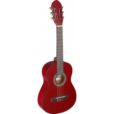 Guitare Enfant 1/4 Classique - Rouge
