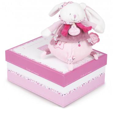Boîte à musique - Cerise le lapin