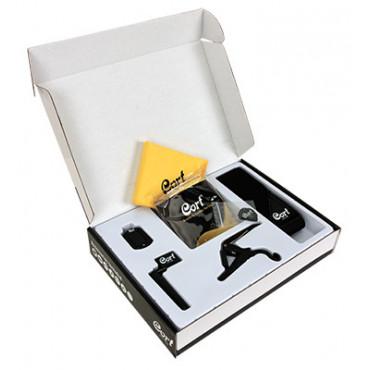 Kit Accessoires Cort guitare Acoustique