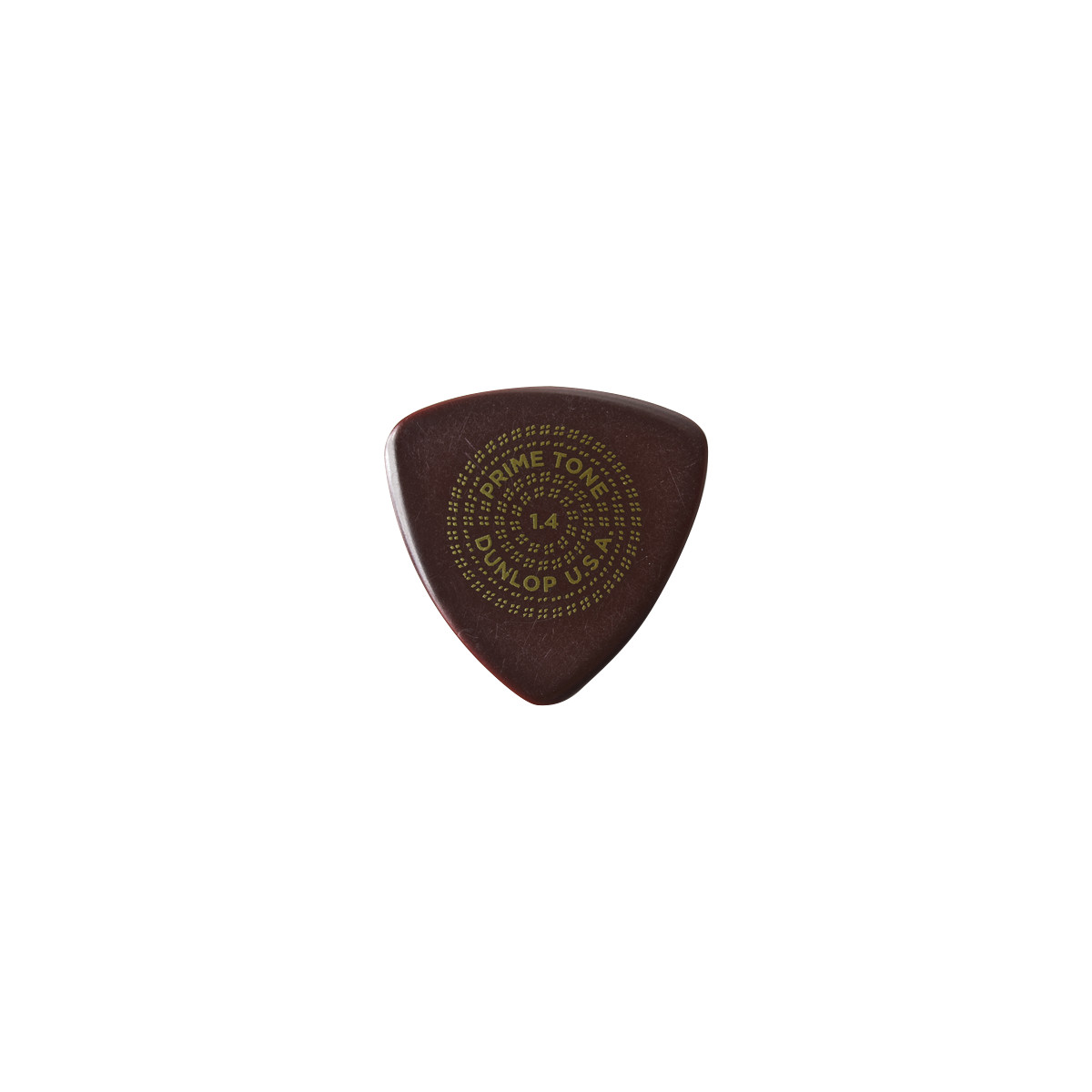 Sachet de 3 Mediators Triangle 1.40 mm Dunlop