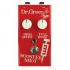 Pédale d'effet boost Booster Shot Dr. Green