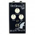 Pédale d'effet overdrive The Black Death Dr. Green