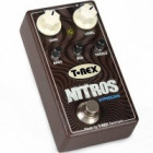 Pédale d'effet Distorsion T-REX NITROS