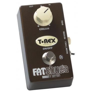 Pédale pour guitare Multi-effets Fat-Shuga T-Rex